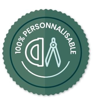ABC Marquage: 100% personnalisable